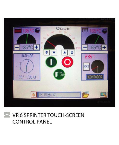 RGD Mape VR6 Sprinter - MSL Teknoloji
