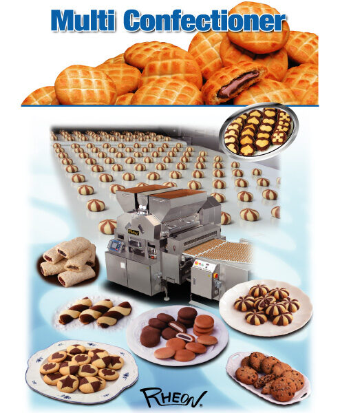 BAKERY and PASTRY MACHINERY