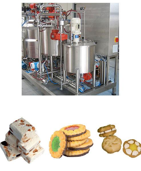 Pişirme Ünitesi - MSL Teknoloji