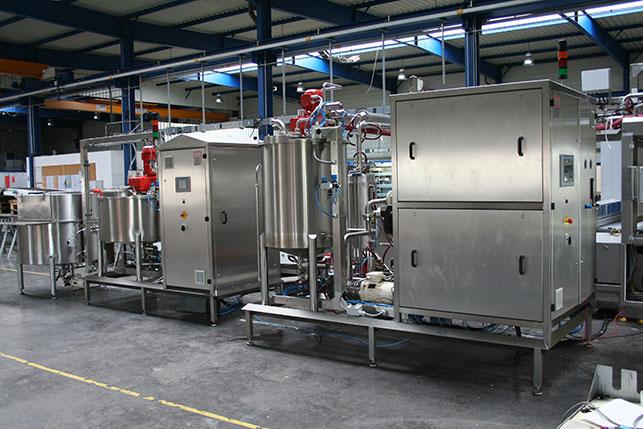 Gofret Kreması Hazırlama - MSL Teknoloji
